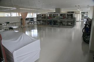 医療器具・標本室