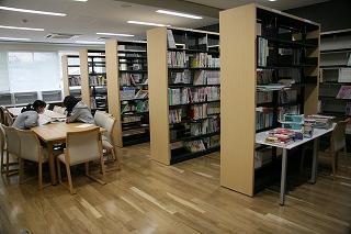 看護科図書室