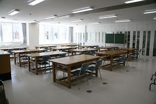 被服実習室