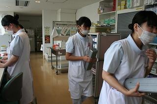 看護科の特徴02